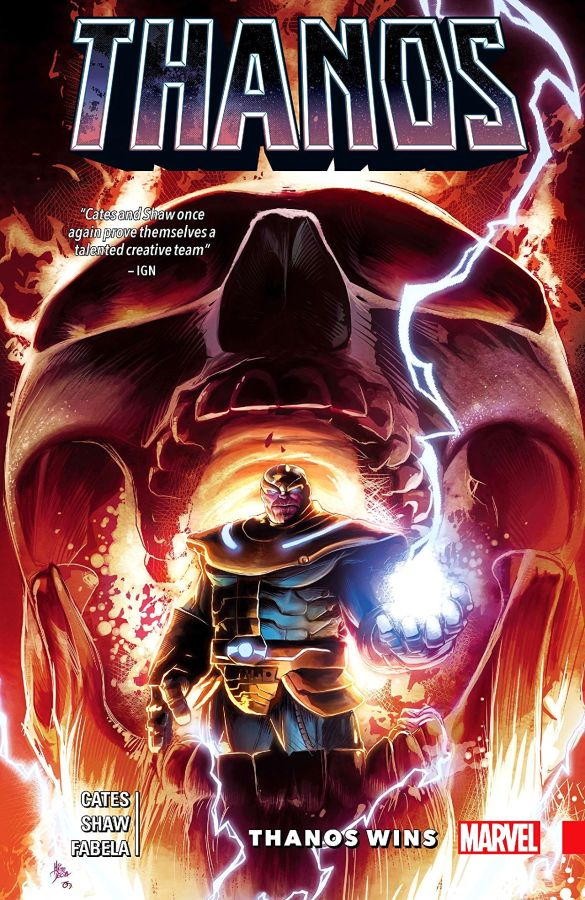 Thanos (2016) Volume 3: Thanos Wins