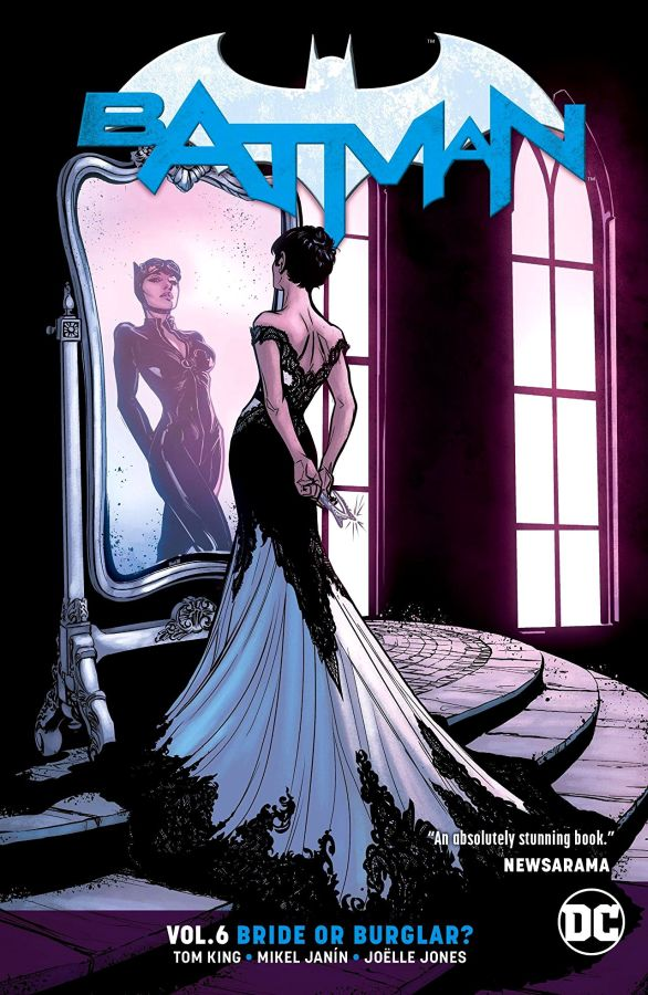 Batman (2016) Volume 06: Bride or Burglar?