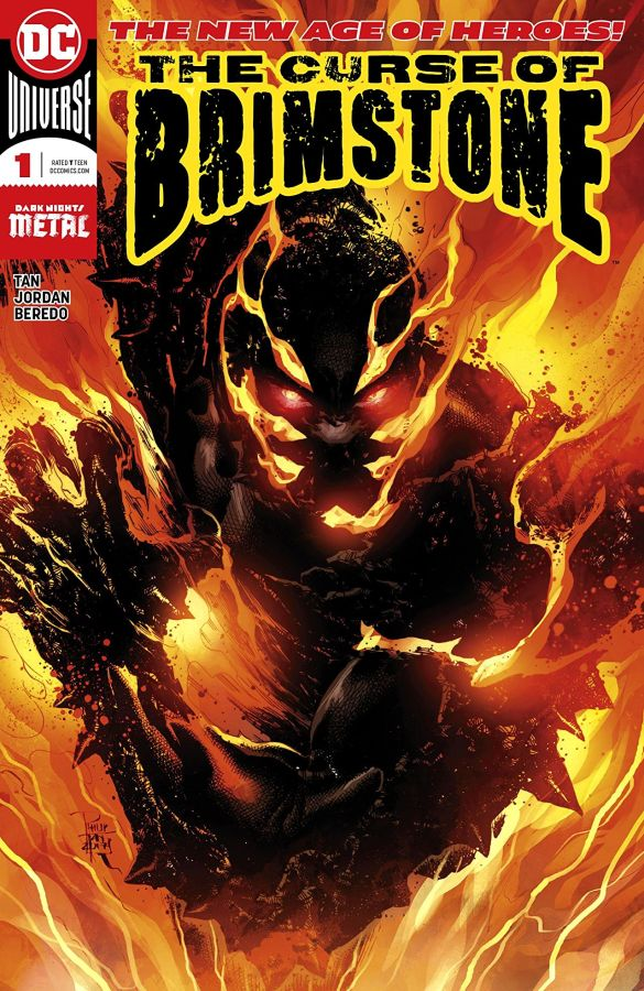 Curse of Brimstone (2018) #01 (of 12)