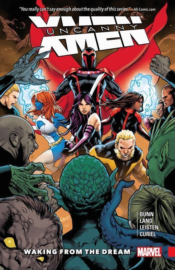Uncanny X-Men (2016) Volume 3: Waking from the Dream