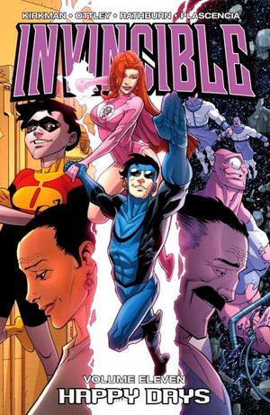 Invincible Volume 11: Happy Days