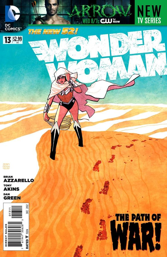 Wonder Woman (The New 52) #13