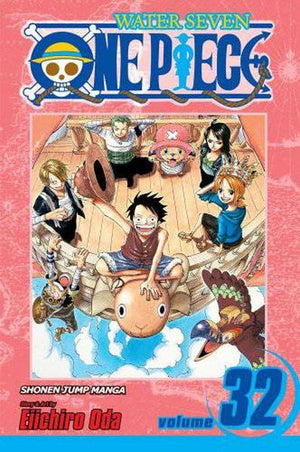 One Piece Volume 32