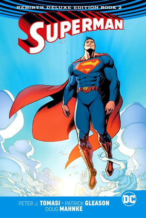 Superman - The Rebirth Deluxe Edition Book 2 HC