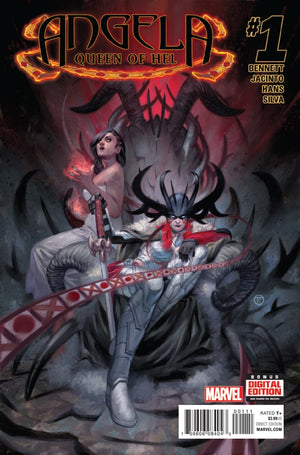 Angela: Queen of Hel (2015) #1