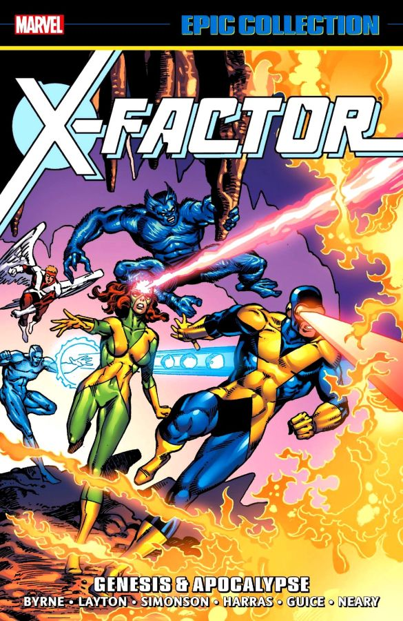 X-Factor: Genesis & Apocalypse (Epic Collection)