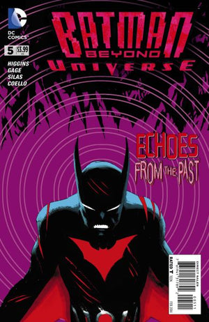 Batman Beyond Universe (2013) #05