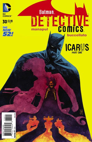 Detective Comics (The New 52) #30