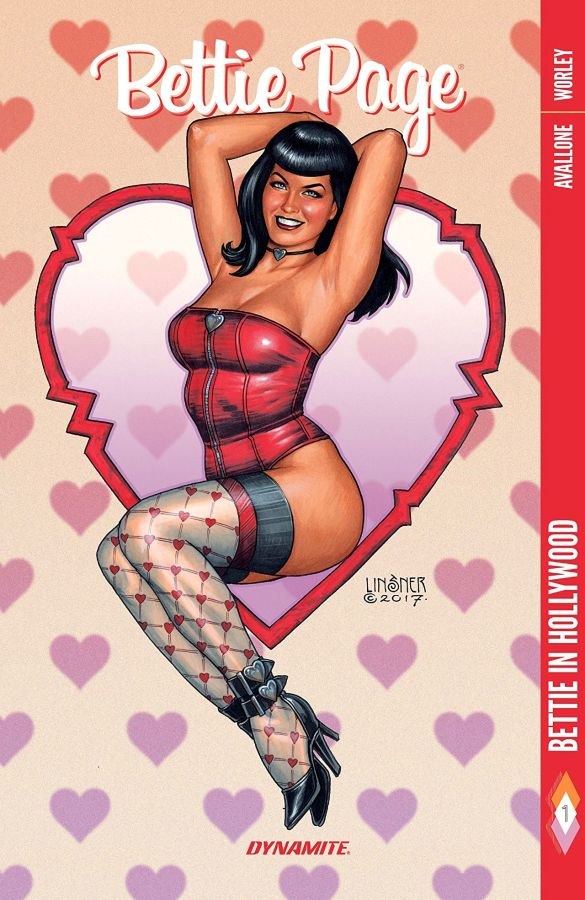 Bettie Page Volume 1