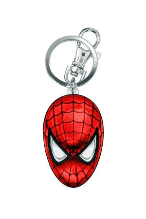 Spider-Man Pewter Key Chain