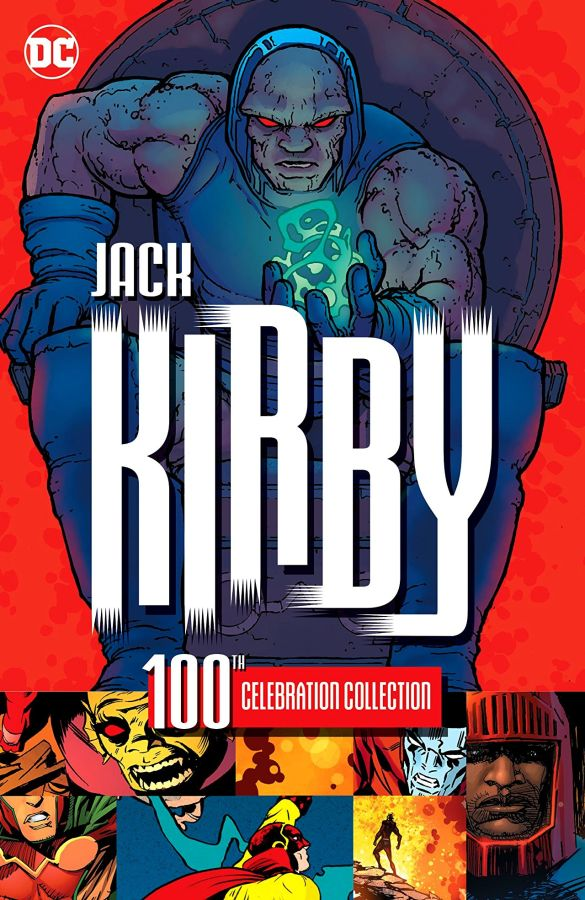 Jack Kirby 100th Celebration Collection