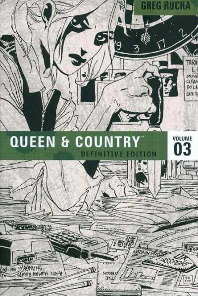 Queen & Country Definitive Edition Volume 3