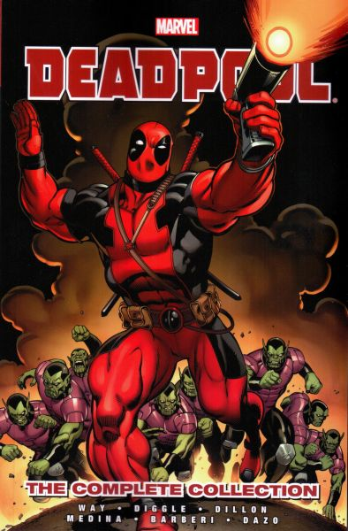 Deadpool by Daniel Way - The Complete Collection Volume 1