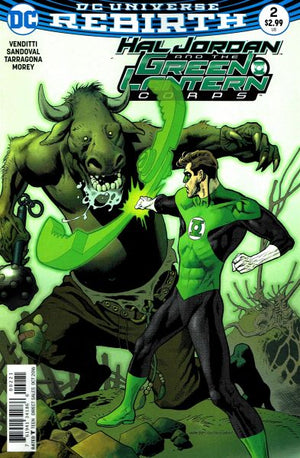 Hal Jordan and the Green Lantern Corps (DC Universe Rebirth) #02 Variant