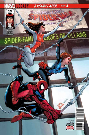 Amazing Spider-Man: Renew Your Vows (2016) #13