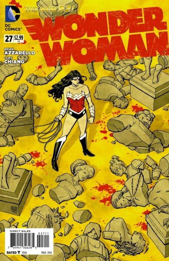Wonder Woman (The New 52) #27