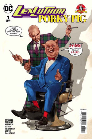 Lex Luthor / Porky Pig Special (2018) #1 (One-Shot)