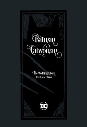 Batman / Catwoman: The Wedding Album - The Deluxe Edition HC