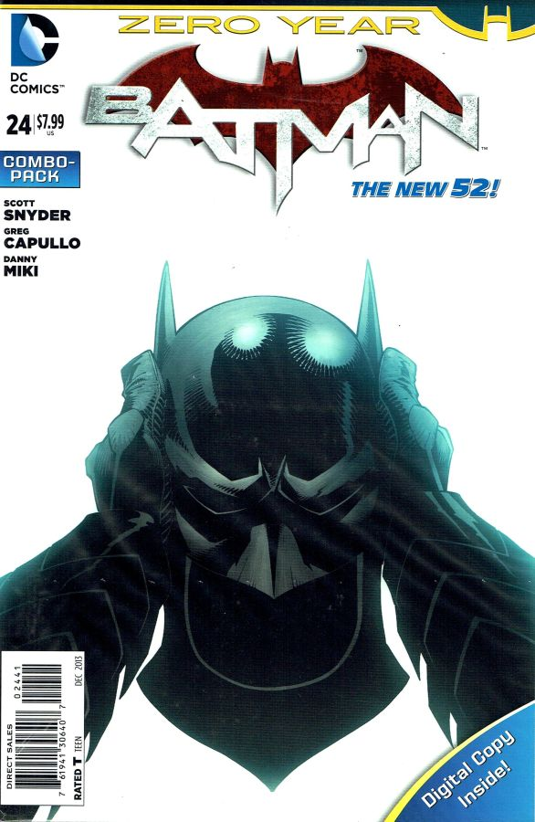 Batman (The New 52) #24 Combo