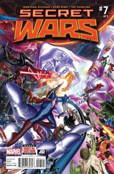 Secret Wars (2016) #7 (of 9)