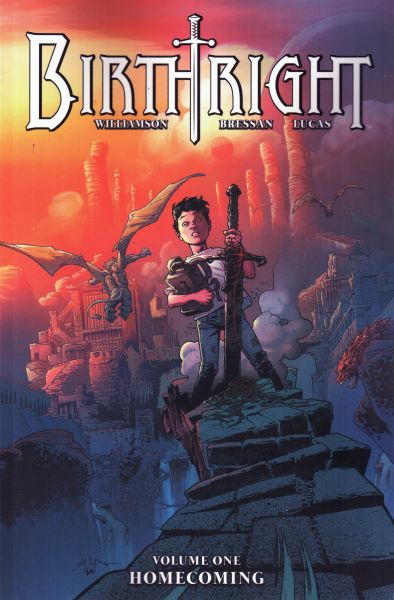 Birthright Volume 1: Homecoming