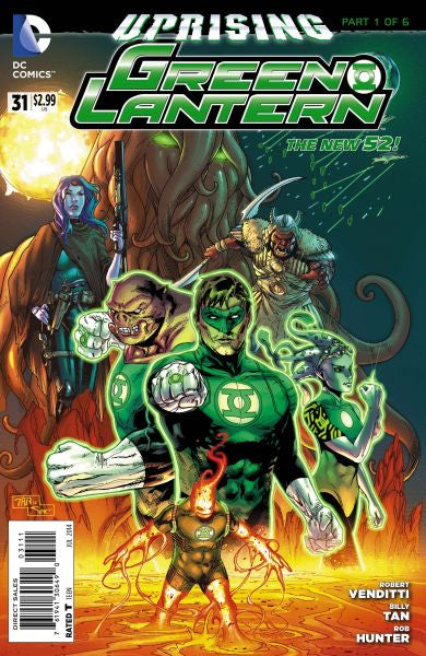 Green Lantern (The New 52) #31