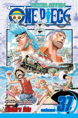 One Piece Volume 37