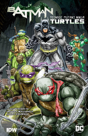Batman / Teenage Mutant Ninja Turtles (2015) HC