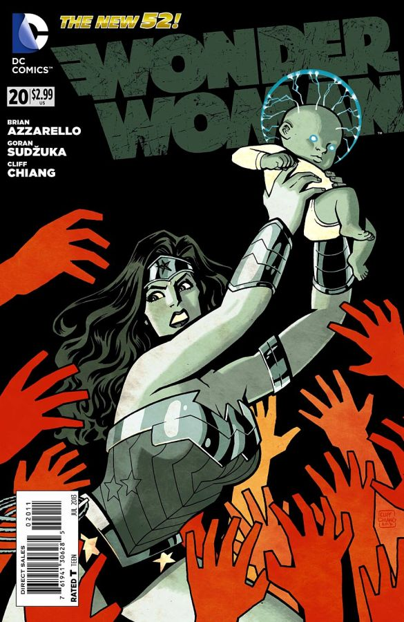 Wonder Woman (The New 52) #20