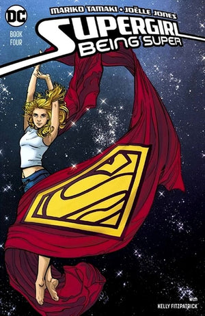 Supergirl Being Super #04