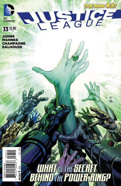 Justice League (The New 52) #33