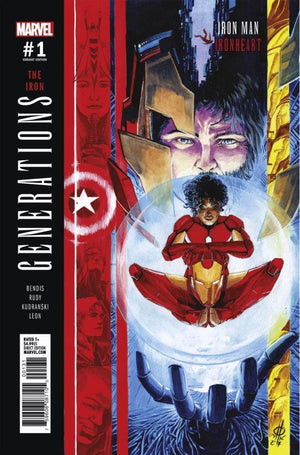 Generations Iron Man #1 V