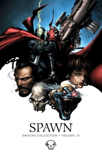 Spawn Origins Volume 10