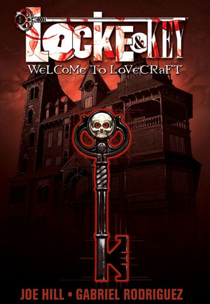Locke & Key Volume 1: Welcome to Lovecraft