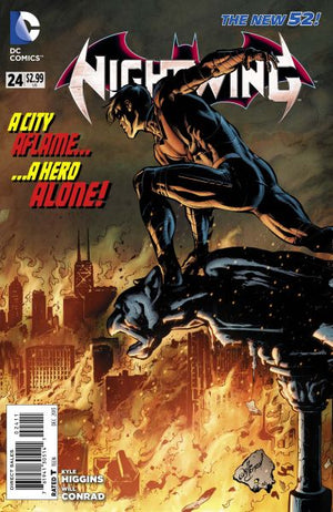 Nightwing (The New 52) #24