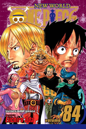 One Piece Volume 84
