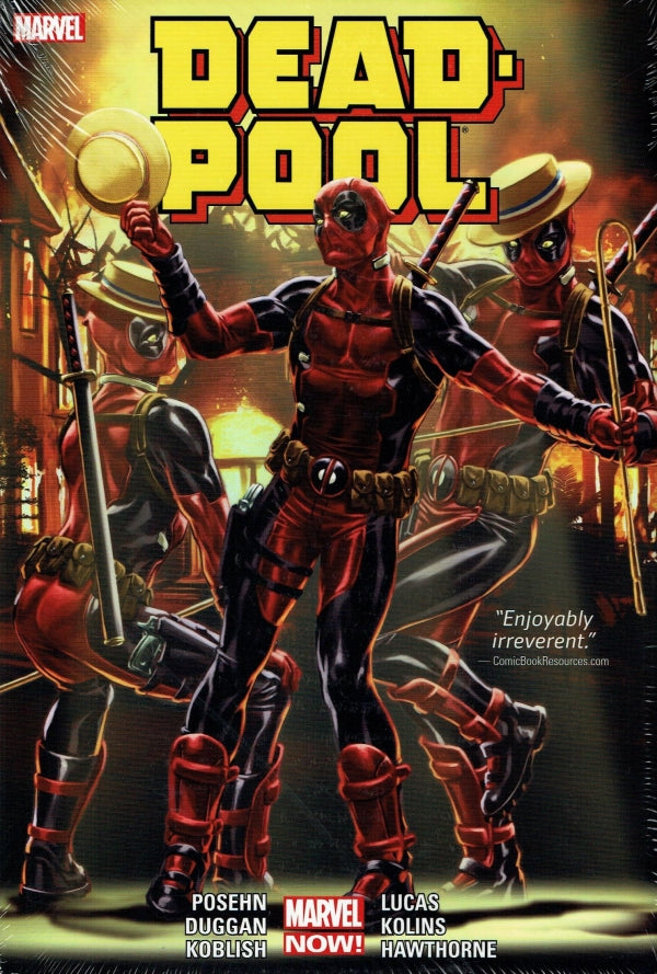 Deadpool by Posehn & Duggan Volume 3 HC