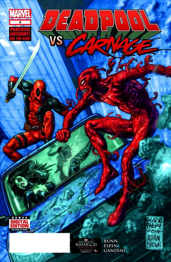 Deadpool Vs Carnage #2 (of 4)2