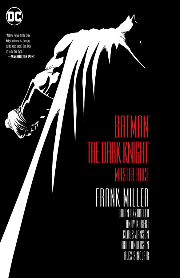 Batman The Dark Knight III HC