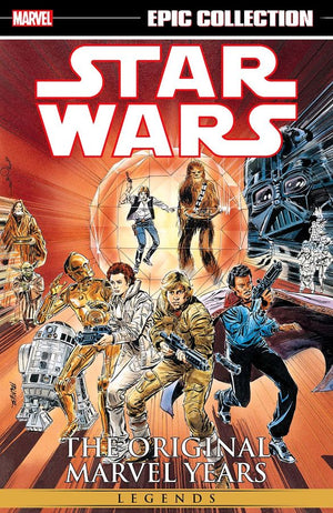 Star Wars Legends: The Original Marvel Years Volume 3 (Epic Collection)
