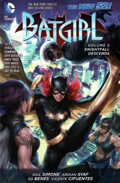 Batgirl (The New 52) Volume 2: KnightFall Descends