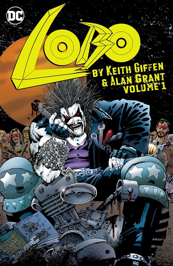Lobo by Keith Giffen & Alan Grant Volume 1