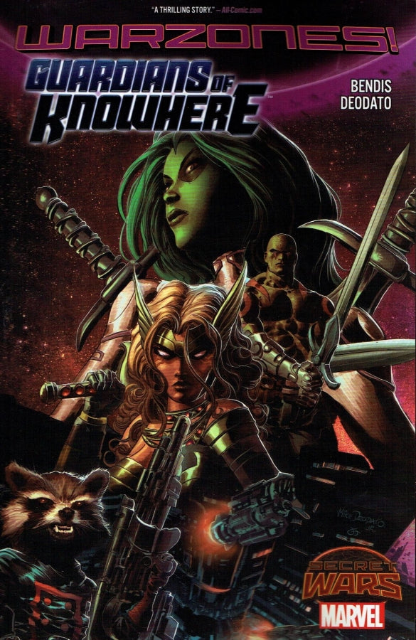 Guardians of Knowhere (2015): Warzones!