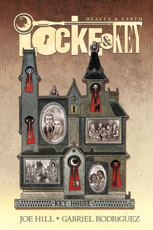 Locke & Key: Heaven and Earth - Deluxe Edition HC