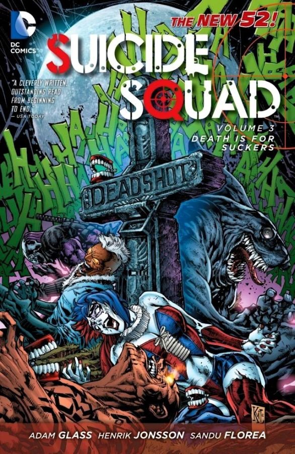 Suicide Squad (The New 52) Volume 3: Death is for Suckers