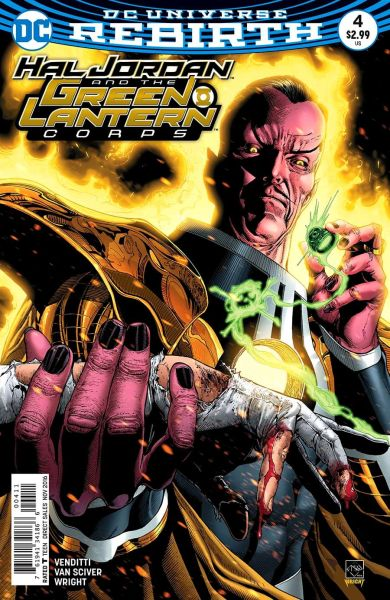 Hal Jordan and the Green Lantern Corps #04 (DC Universe Rebirth)