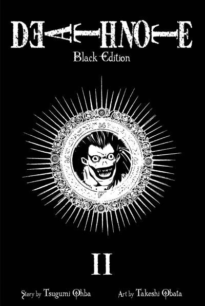 Death Note Black Edition Volume 2