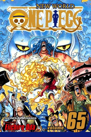 One Piece Volume 65