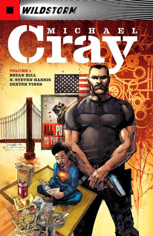 WildStorm: Michael Cray Volume 1
