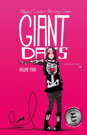 Giant Days Volume 4